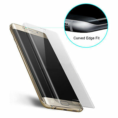 transparent tempered glass screen cover for samsung galaxy s6 & s7 series