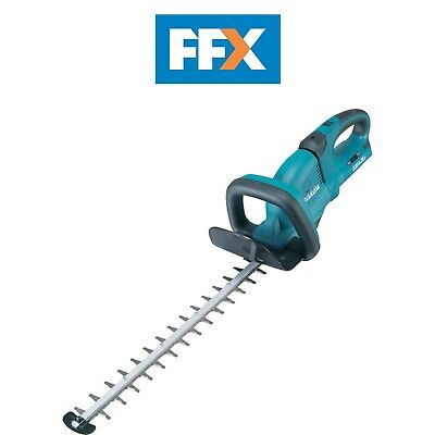 Makita DUH551Z Twin 18V LXT 550mm Hedge Trimmer Bare Unit