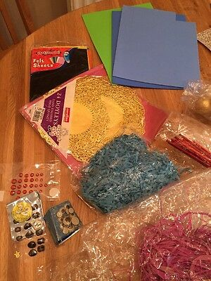 Early Years Collage Materials