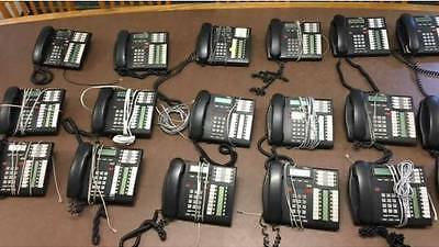 Lot of 13 T7316E Nortel Norstar Networks NT8B27JAAA See Details