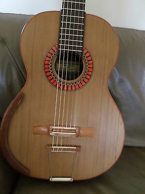 2016 Graham Hawkes Classical Guitar - Australian Lattice braced - cedar