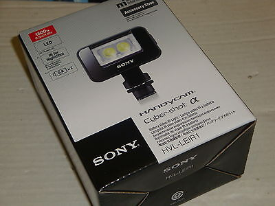 HVL-LEIR1 - SONY BATTERY VIDEO IR LIGHT - for multi interface shoe