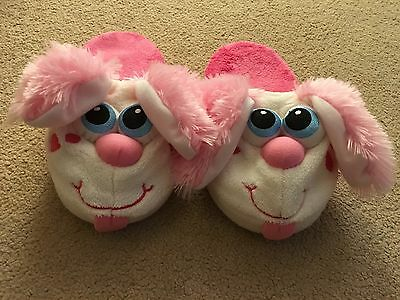 Kids Stompeez Slippers Size M (Children's 1)