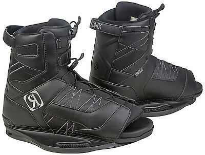 RONIX DIVIDE Boots 2016 black/silver Wakeboard Bindung