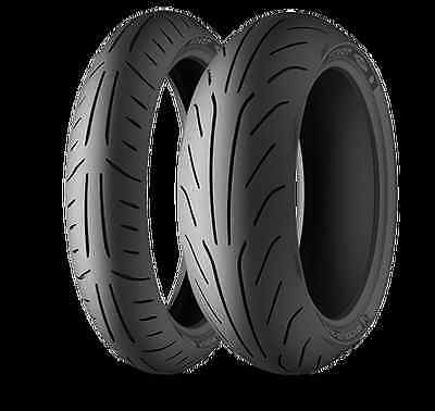 Michelin Power Pure SC Scooter Tyre  Front 120/80 - 14 58S TL