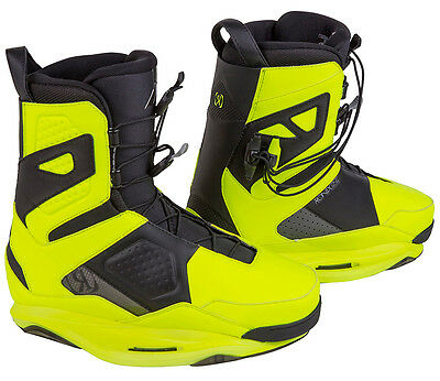 RONIX ONE Boots 2015 nuclear yellow/black Wakeboard Bindung
