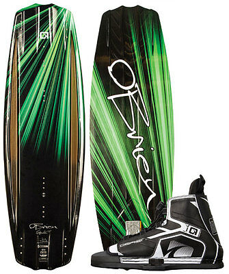 OBRIEN SPARK IMPACT 137 2014 inkl. DEVICE Boots Wakeboard Set inkl. Bindung