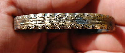 Ancient Vikings Woman BRONZE Bracelet.PERFECT SAVE.