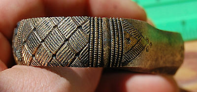 Ancient Vikings WARRIOR BRONZE Bracelet.PERFECT SAVE.