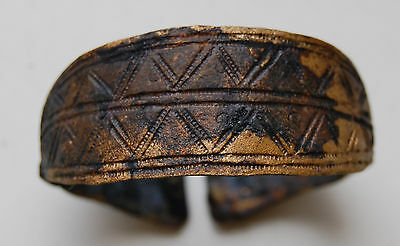 Ancient Vikings Children BRONZE Bracelet.PERFECT SAVE.