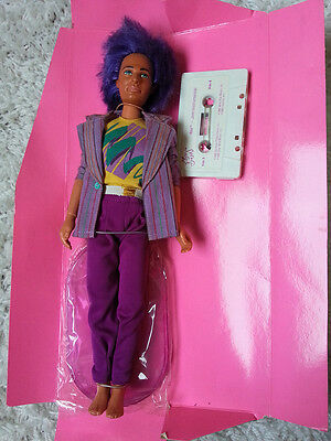 JEM HOLOGRAMS DOLL, vintage, toy, bambola, 1986, Hasbro