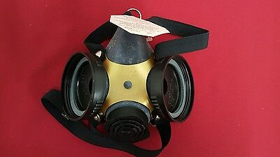 MSA Comfo Gold 2 II Half Face Mask Respirator Face piece Large 7-201-3