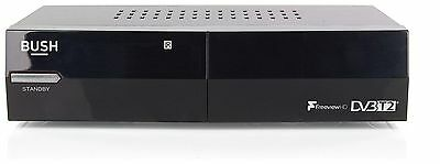 Bush CDVBT2 Digital Freeview HD Set Top Box + 1 Year Warranty