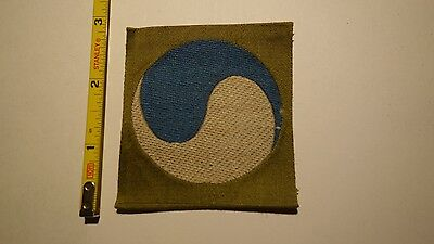 Extremely Rare WWI 29th Division Liberty Loan Patch. RARE!!!