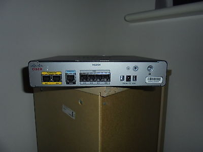 Cisco VG204 V01 Analog Voice Gateway