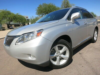 2011 Lexus RX RX350 Back up Cam Heated/Cooled Seats Premium Pack Loaded RX350 2010 2012 2009 2013