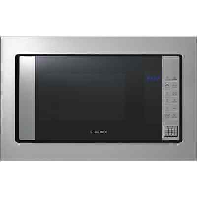 Samsung FG87SUST Built-in Kitchen Microwave & Grill 23L ,800 - 1200 W Brand New!
