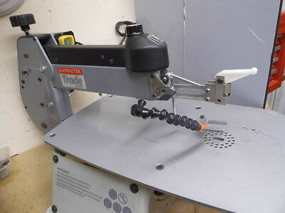 Axminster Excalibur EX16 Scroll saw