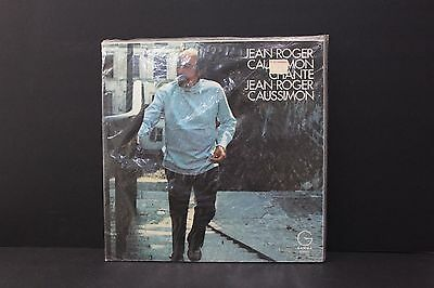 FRANCOPHONE LP: Jean-Roger Caussimon sings Jean-Roger Caussimon Gamma