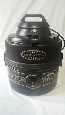Filter Magic Water Matic WaterMatic V Vacuum (CANISTER ONLY)