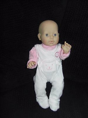 Zapf Creation Baby Annabell Girl Doll Makes Sounds And Vibarates