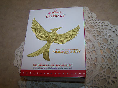 The Hunger Games Mocking Jay Part 2  -  Hallmark Christmas Ornament 2015