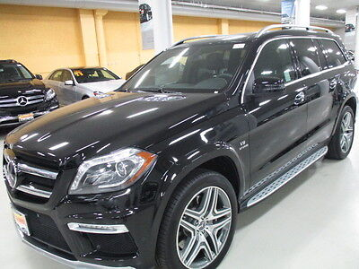 "2015 Mercedes-Benz GL-Class  2016 GL63AMG,BLACK/BLACK,HITCH,21""AMG'S,HAND BUILT ENGINE! NEW!BID! 310-869-2246"