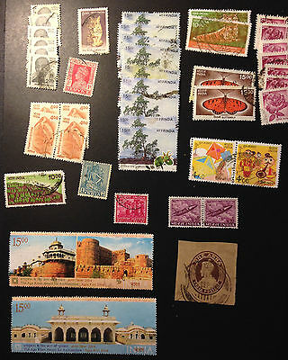 Some stamps from India
