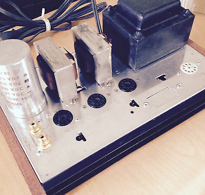 Magnavox 8601 6bq5 Tube Single Ended Stereo Amp Amplifier NO TUBES free shipping