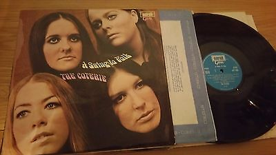 The Coterie -A Swing To Folk - Emerald Gem Ges 1026 Lp  Nm