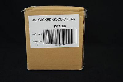 Yankee Candle Wicked Good cookie jar / candle holder Boney Bunch 2016 New in box