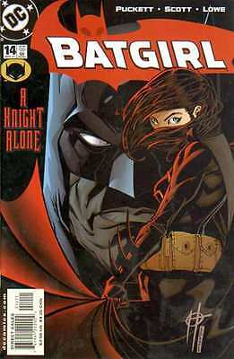 Batgirl (2000 series) #14 in Near Mint condition. FREE bag/board