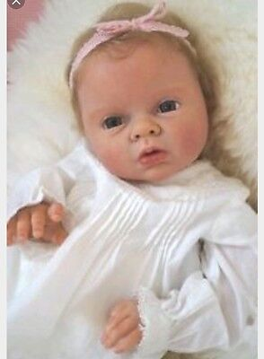 ❤️Reborn Doll Baby❤️ Custom Made From Lenya Kit By Riva Schick ❤️Ready March