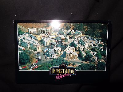 Old Postcard: Universal Studios, Theme Park Hollywood, United States 1992 V/S