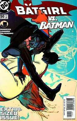 Batgirl (2000 series) #50 in Near Mint condition. FREE bag/board