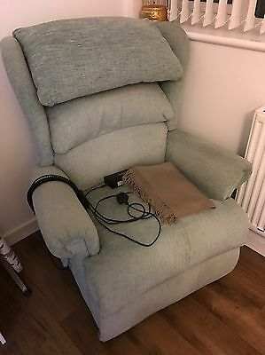 Sherborne Electrical Recliner Riser Chair