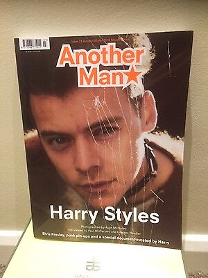 Another Man Magazine **last One **issue 23 Harry Styles New And Unread