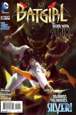 Batgirl (2011 series) #29 in Near Mint + condition. FREE bag/board