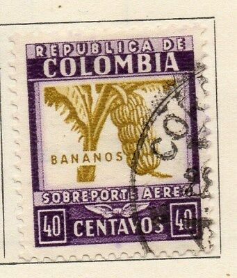 Colombia 1932 Early Issue Fine Used 40c. 113096