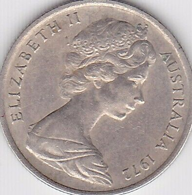 """1972 5 CENT COIN  Five Cent SCARCE Year """" LOW MINTAGE """""""