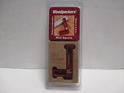 Woodpeckers Mini Square MINT