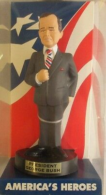 President George Bush 1991 Operation we care 6 1/2 inch Action figure