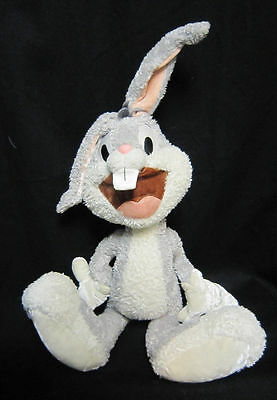 "18"" Bugs Bunny plush rabbit free shipping"