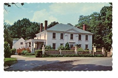 THE LADY PEPPERELL HOUSE, KITTERY, ME - unused