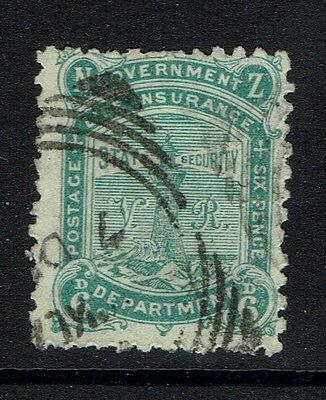 New Zealand SG# L5, Used -  Lot 112916