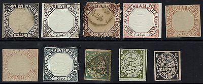 Bhopal 10 Older Issues -  Lot 113016