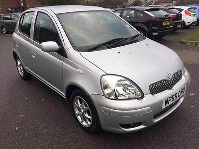 2005 Toyota Yaris 1.3 VVT-i Colour Collection 5dr Petrol silver Manual