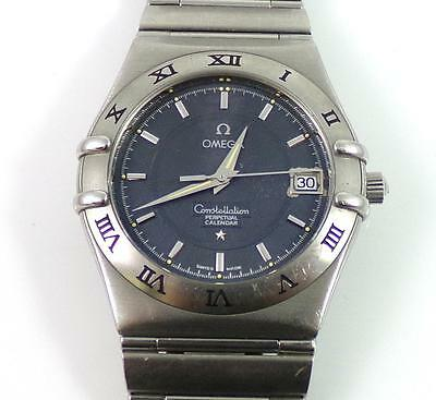 Omega Constellation Perpetual Calander Watch FOR PARTS NOT WORKING QR1