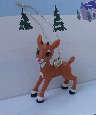 Rudolph The Red Nose Reindeer Misfit Christmas Ornament RUDOLPH