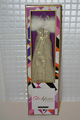 Royalty IT Color Infusion Jem doll Style outfit Golden Moment Cinematic NRFB****